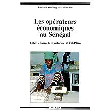 Operateurs Economiques Au Senegal: Entre Formel et Informel