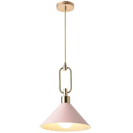 Topdeng Modern Pink Adjule Pendant Lights Stylish Macarons Chandeliers Bedroom Restaurant Loft Living Room