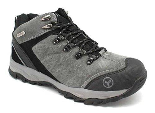 uomo grigio grigio Yumas uomo Stivali Stivali grigio Yumas TwqX10