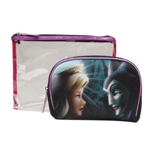 Disney Villains Princess Makeup Bag Evil Queen Princess Aurora Sleeping Beauty Snow White Cosmetics by SOHO