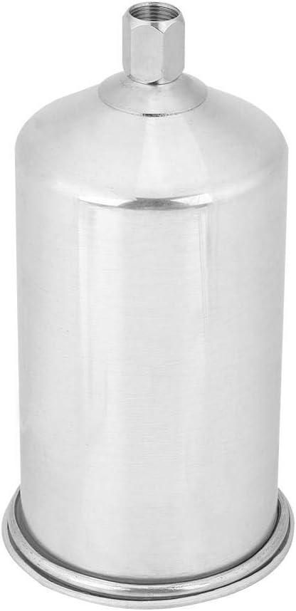 boquilla de 1.4 mm y capacidad de copa de 1000cc Equipo de pistola de pintura en aerosol de aire pistola de pulverizaci/ón HVLP con alimentaci/ón por gravedad profesional con regulador