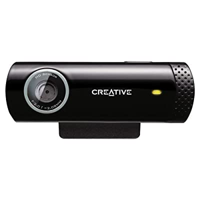 Creative Live! Cam Chat HD, 5.7MP Webcam