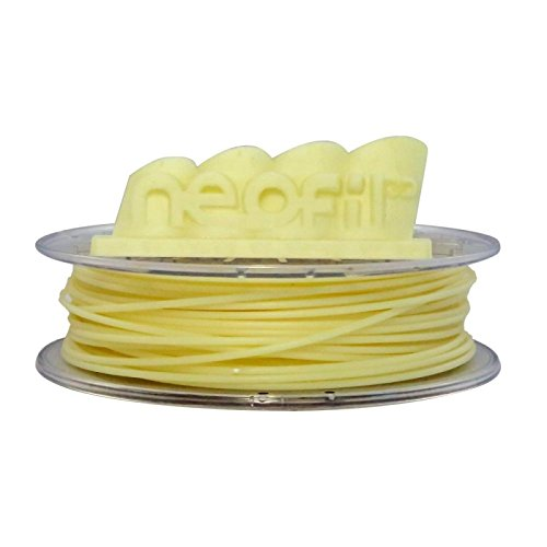 Neofil3D 3760244300980 M-PVA Filament pour Imprimante 3D, 1,75 mm, Natural Transparent