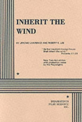 Inherit the Wind (Acting Edition for Theater Productions)