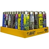 Bic New York Lighter Special Edition Collection of 8 Lighters