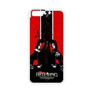 Hellsing iPhone 6 4.7 Inch Cell Phone Case White Customized Gift pxr006_5247090