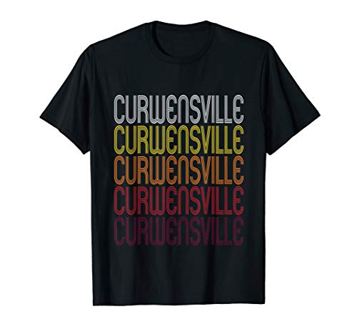 Curwensville, PA | Vintage Style Pennsylvania T-shirt