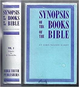 Synopsis of The Books of the Bible