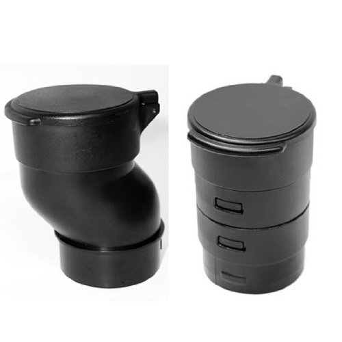 Trinity Paintball Bt RIP Clip Feed Offset Adapter + Tac Cap -...