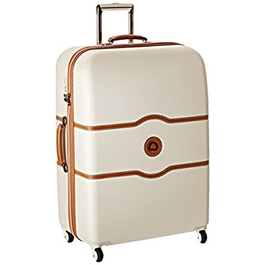 Delsey Luggage Chatelet 28 Inch Spinner Trolley, Champagne, One Size
