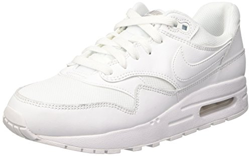 blanc blanc blanc Enfant Max metallic De 1 Tour Tour Tour Blanc Nike Silver gs blanc Air Formation Mixte gqvx4wp