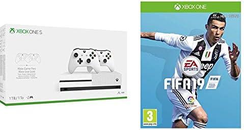 FIFA 19 + Xbox One - Consola: Amazon.es: Videojuegos