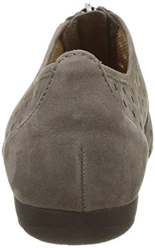 Gabor Shoes Fashion, Mocasines para Mujer Marrón (Fumo 13)