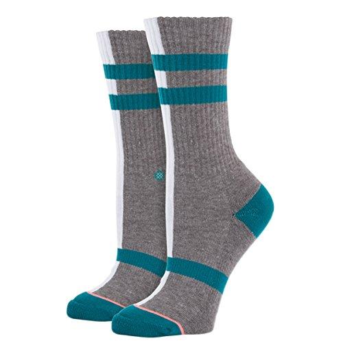 Stance Womens Caroblues Socks - Teal / One Size