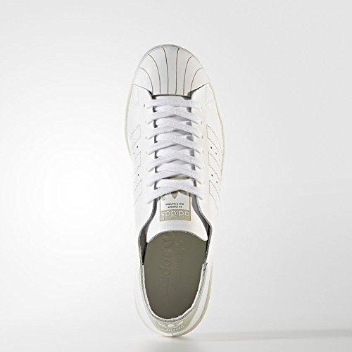 Ragazzo B23642 White Adidas basket Scarpe da Bianco Decon 6nvgxIBx