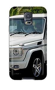 Unique Design Galaxy S5 Durable Tpu Case Cover Mercedes Benz Smart Car