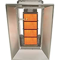SunStar Heating Products Infrared Ceramic Heater - NG, 30,000 BTU, Model# SG3-N