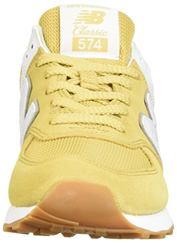 574 Women's overcast Iconic Sneaker Balance Moonbeam New xSnqfww