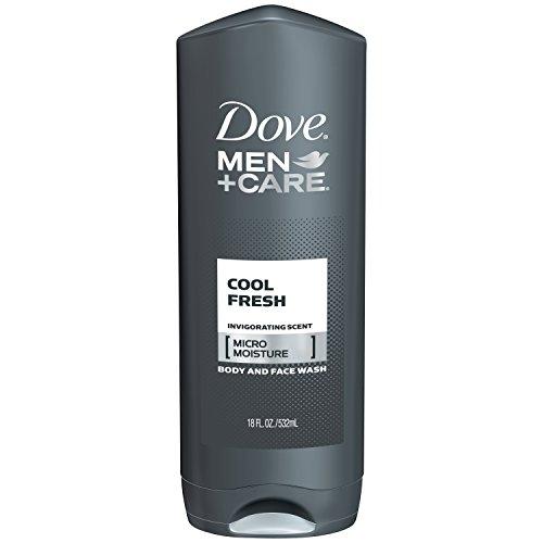 Dove Men + Care Body Wash, Cool frais 18 oz