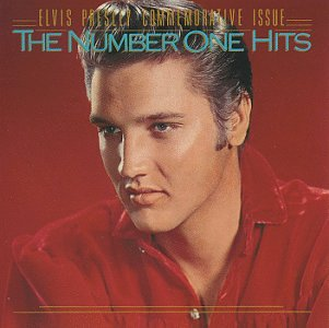 Elvis Presley - The Number One Hits (Commemorative Issue) - Zortam Music