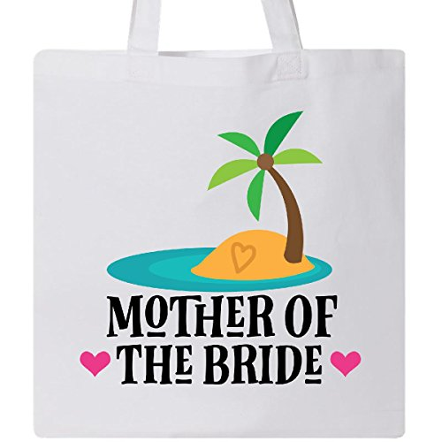Inktastic - Mother Of The Bride Hawaiian Tote Bag White 2fed8 by inktastic