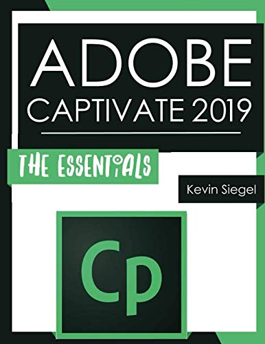 Adobe Captivate 2019: The Essentials-cover
