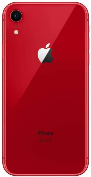 Best Version Apple iPhone XR All Models OEM Replacement,Apple iPhone XR Replacement Back Glass Cover Back Battery Door w/Pre-Installed Adhesive (Red)