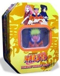 Amazon.com: Naruto Premium Trading Card Tin by Anime: Toys ...