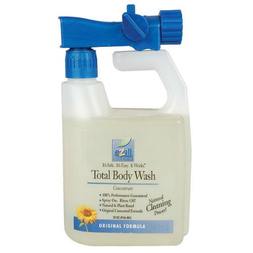eZall Total Body Wash - 32 ounces