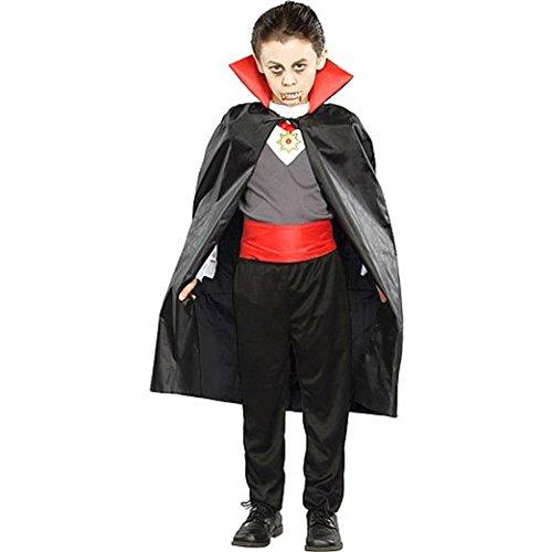 Classic Vampire Boy Medium (Vampire Halloween Costumes Walmart)