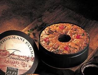 Gethsemani Farms Kentucky Bourbon Fruitcake