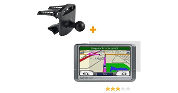 NEW RUGGED RAIL BICYCLE MOUNT HOLDER FOR GPS GARMIN NUVI 600 610 650 660 670 680