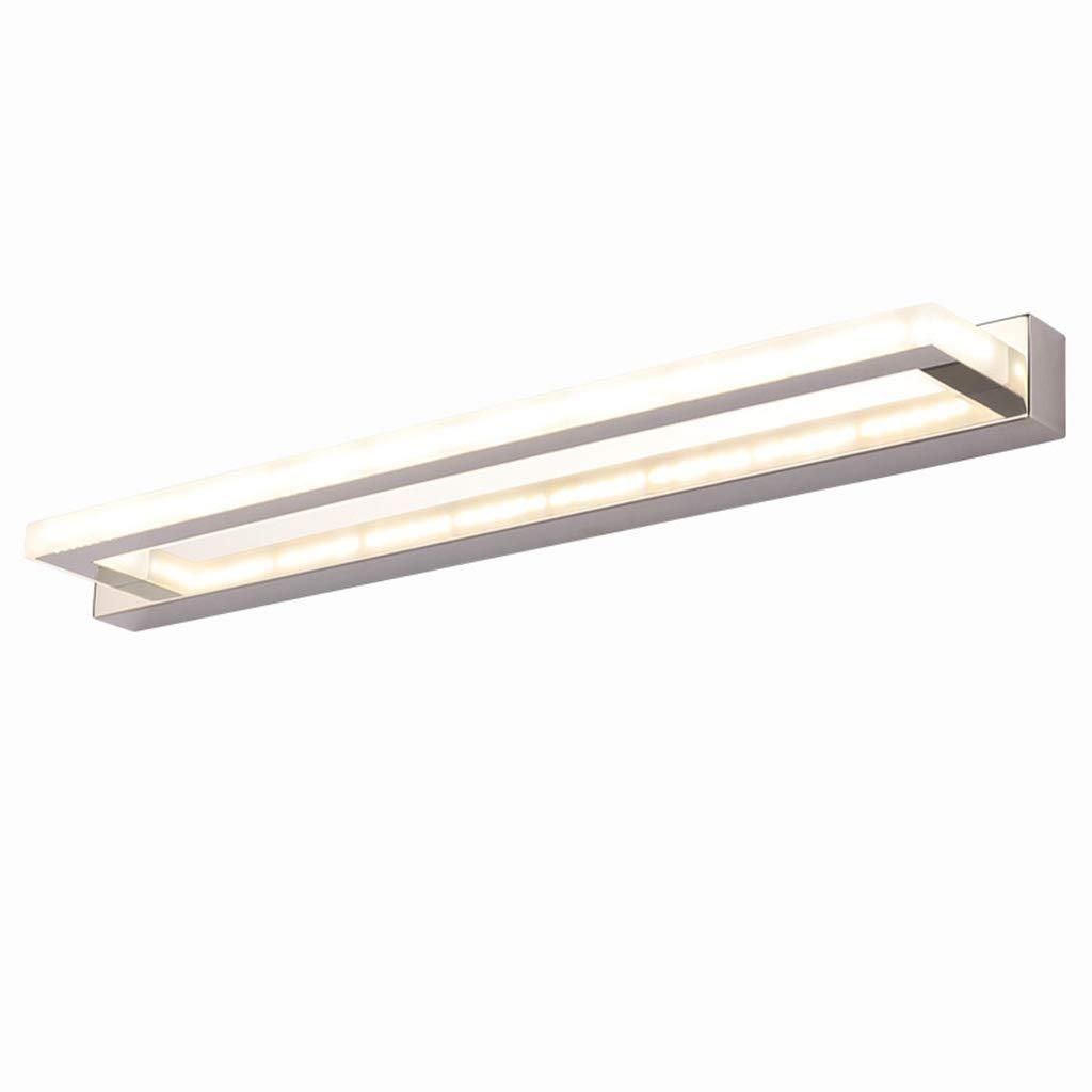 badezimmerlampe Spiegel Kabinett Licht LED, Bad Licht Spiegel Scheinwerfer Schminktisch Spiegel Licht Schminklicht (Größe   13W 62cm)