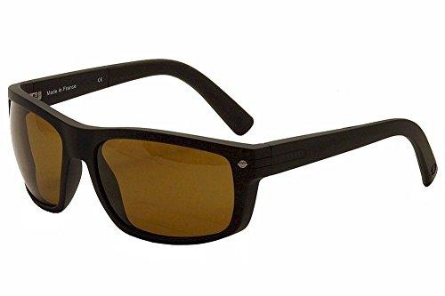 Vuarnet VL1413 VL/1413 0007/2622 Matte Black Polarized - Grease Sunglasses