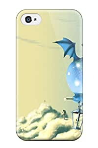 Alicia Russo Lilith's Shop 9353253K77989313 Anti-scratch Case Cover Protective Artistic Case For Iphone 4/4s