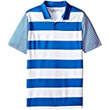 Nike Junior's Bold Stripe Polo Game Royal