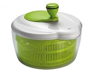 Salatschleuder mit Kurbel TrendLine, grün