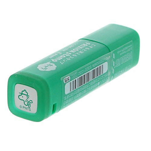 (Star Stationery Erasable Friction mini stamp Snoopy (Woodstock 3))