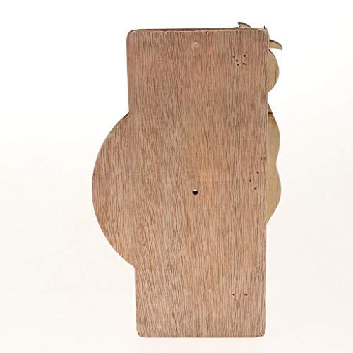 B Blesiya Wooden Digital Thermometer Sauna Accessories for Sauna Room Wall Mounted by B Blesiya (Image #5)