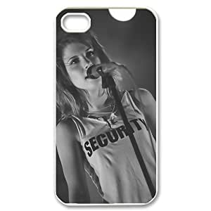 Customize Hayley Williams Hard Case for Apple IPhone 4/4S
