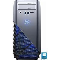 Dell Newest Inspiron 5000 Flagship Premium Gaming Desktop | AMD Ryzen 5 1400 Quad-Core | AMD Radeon RX 570 | 16GB RAM | 1TB HDD | DVD +/-RW | USB Keyboard&Mouse | Windows 10