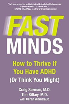 Fast Minds Thrive Think Might ebook product image