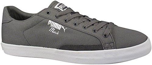 PUMA Men's Match Vulc CVS FS Classic Sneaker,Steel Gray/Black,10 M US
