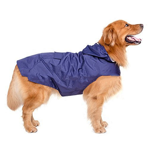 Elite Fashion Nylon Waterproof reflective raincoat