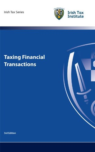 Taxing Financial Transactions