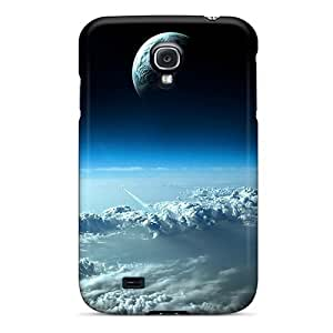 Forever Collectibles Space Hard Snap-on Galaxy S4 Cases