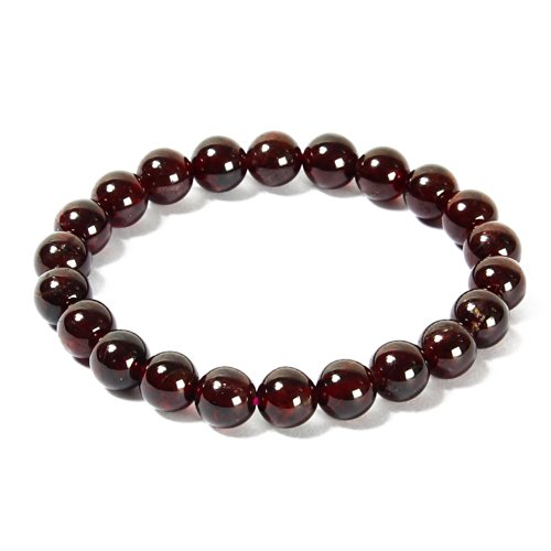 merdia-8mm-women-mencreated-garnet-claret-stretch-bracelet-55jewelry