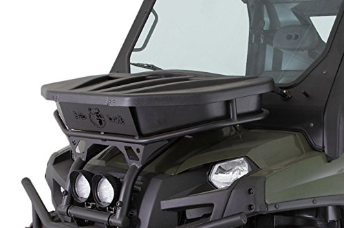2010-13 Polaris Ranger 800 Full Size Front Basket with insert and lid By Bad Dawg 693-6503-00