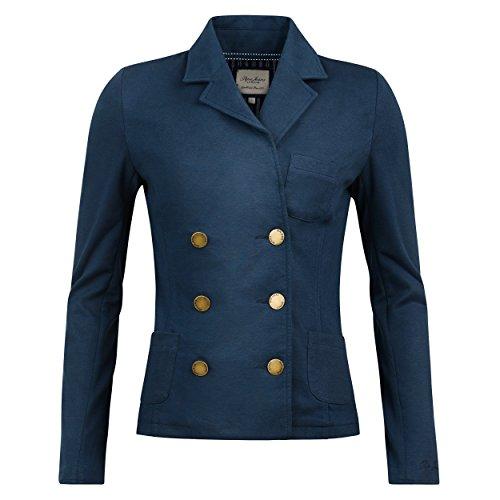 Pepe Jeans London–Giacca da donna Blazer/modello Blaire–Blu Scuro -