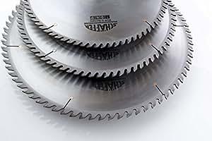 Schaffer Altendorf Circular Saw Blade - 300mm Diameter, Triple Chip (TC) Grind, 3.2/2.2mm Kerf, 30mm Arbor, 72 Teeth - Tungsten Carbide Table Saw Blade